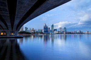 Perth WA CBD